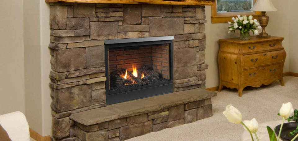 Patriot Direct Vent Gas Fireplace - Bay Area Fireplace