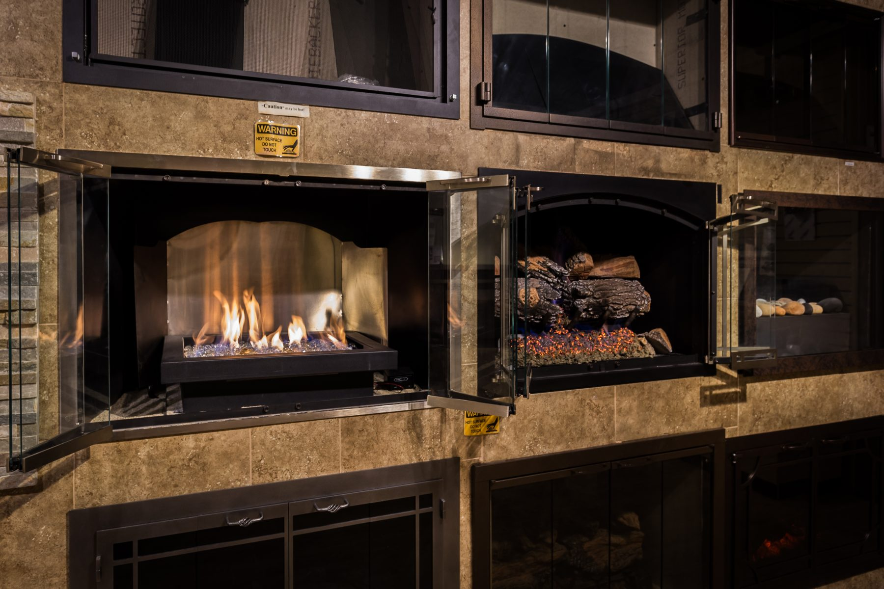 Our Showroom Bay Area Fireplace